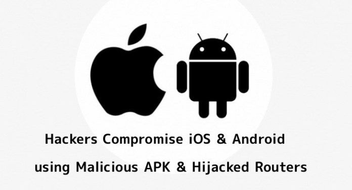 Hackers Compromise iOS & Android Devices by Launch