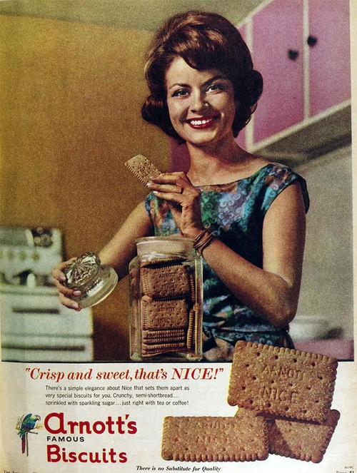 1962. Pure sugar on top. neece or nice?