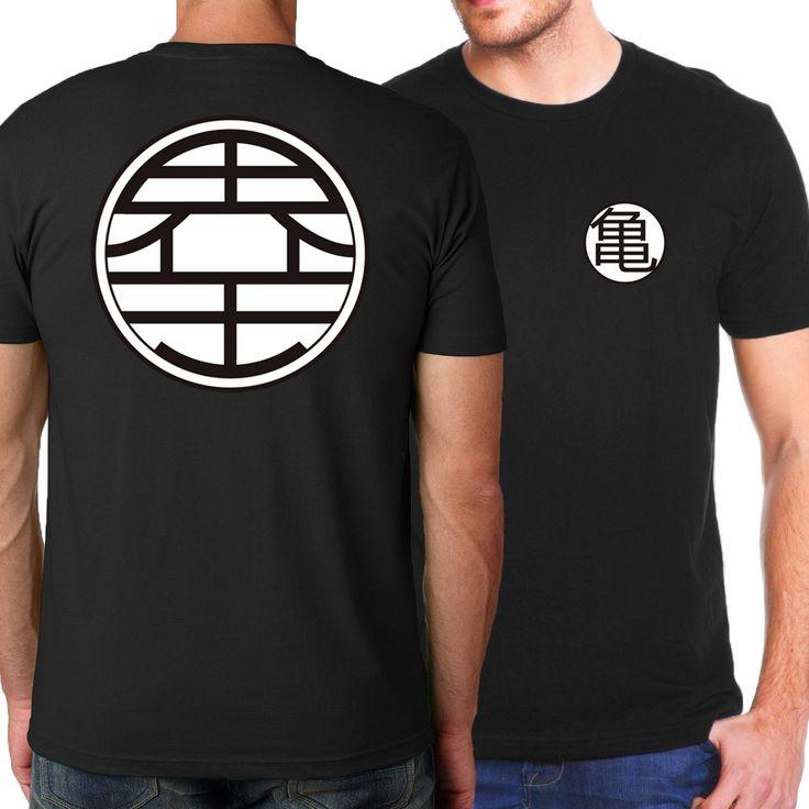 2017 Summer Hot Japanese Anime Dragon Ball Z Goku T-Shirts Men 100% Cotton Fashion Casual Slim Fit T Shirt Brand Men T Shirts