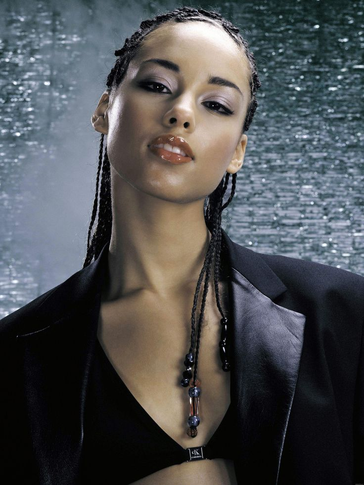 Alicia Keys.....talented singer.....classical trained pianist, songwriter and producer. Sponsors charities, a mentor for young women worldwide A class act all around