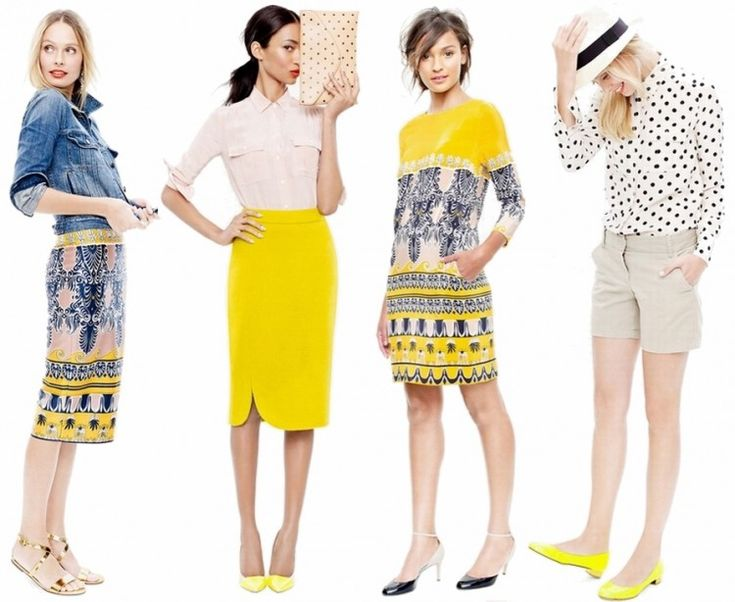 J. CREW, SPRING 2013 | My Daily Style en stylelovely.com
