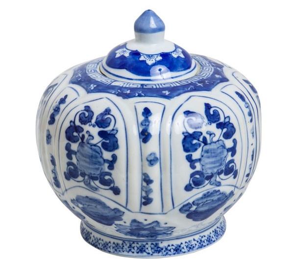 blue and white ginger jar. Black Bedroom Furniture Sets. Home Design Ideas