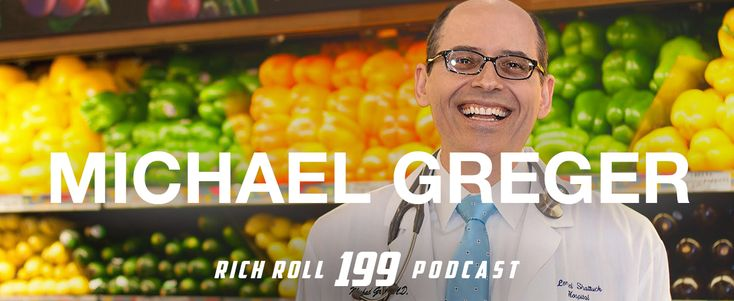 "Listen to Michael Greger, M.D. On How Not To Die | Rich Roll Podcast """"I continue to be amazed by our bodies' ability for self-repair. Our bodies want to be healthy, if we would just let them. That's what these new research articles are showing: even after years of beating yourself up with a horrible diet, your body can reverse the damage, open back up the arteries and even reverse the progression of some cancers. So it's never too late to start..."""