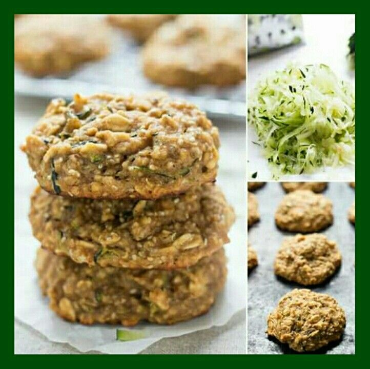 Zucchini Bread Quinoa Breakfast Cookies, if I wasn't so tired I'd make tonight.  http://www.simplyquinoa.com/zucchini-bread-quinoa-breakfast-cookies/ #zucchini #quinoa #simplyquinoa #vegan #glutenfree #plantbased #cleaneating #plantstronghealthandfitnesswithmelanie