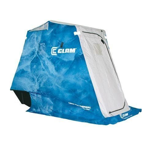 Clam Ice Fishing Kenai Pro Fish Trap Shelters Thermal Heat Resistant!