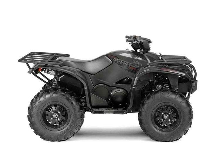 New 2016 Yamaha Kodiak 700 EPS 4WD Special Edition ATVs For Sale in Florida. 2016 Yamaha Kodiak 700 EPS 4WD Special Edition, Along with the standard features, the SE model adds sleek Carbon Metallic painted body, cast aluminum wheels and Yamaha's On-Command 4WD system. Special Edition Package High-Tech Engine, Built for the Real World Ultramatic® The Industry s Most Durable CVT Transmission Yamaha s Exclusive On-Command® 4WD Compact, Comfortable Chassis Sharp Styling Advanced Instrumentation…