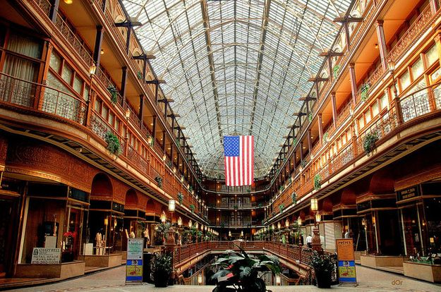 Cleveland Arcade | 15 Beautiful Buildings In Cleveland, OH