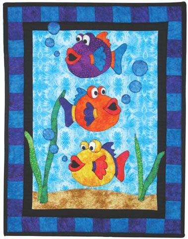 Free Fish Quilt Patterns | Quilt Pattern Workshops | Quilting Workshops | Quilt Workshops