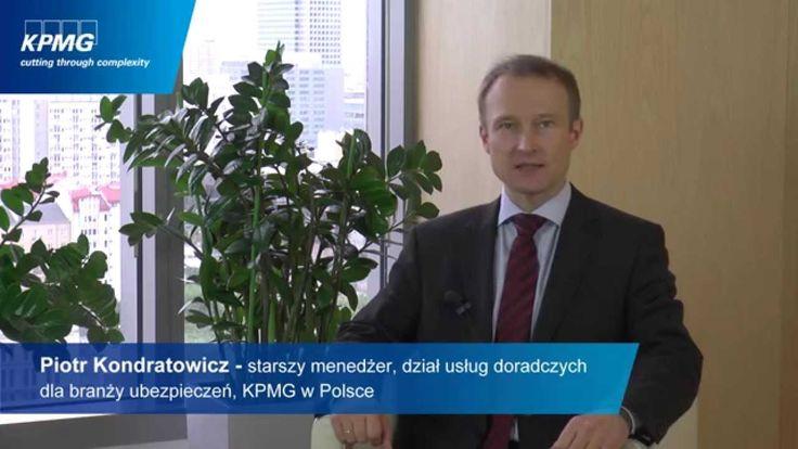 """Główne wnioski z drugiego raportu z serii """"Ubezpieczenia w zasięgu ręki"""", przytacza Piotr Kondratowicz, starszy menedżer w dziale usług doradczych dla branży ubezpieczeń w KPMG w Polsce, twierdząc, że portale online dla polskich ubezpieczycieli dopiero będą priorytetem. #ubezpieczenia #insurance #online #KPMG"""