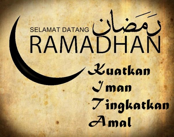 Panduan Nabi SAW dalam Menjaga Kesehatan di Bulan Ramadhan