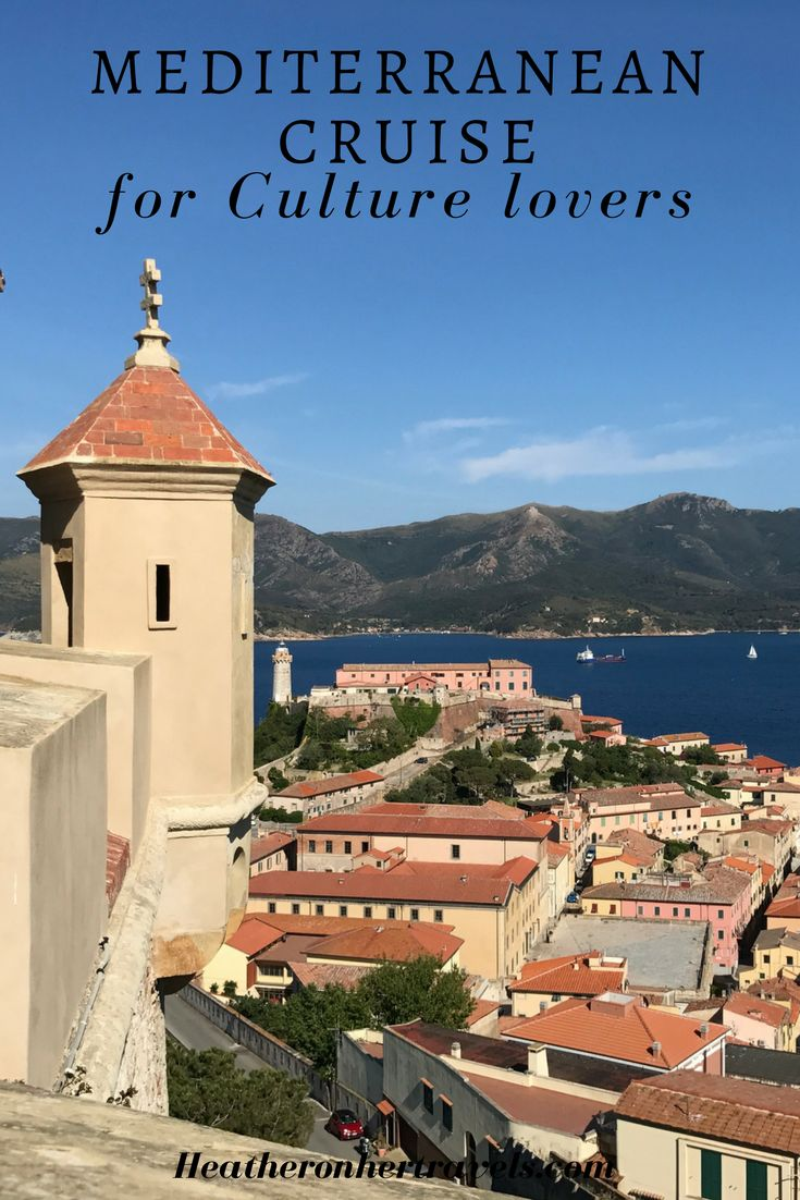 Read about a Mediterranean cruise for culture lovers with Voyages to Antiquity when we visited Olbia, Bonifacio, Elba, Lucca, Pisa and Florence