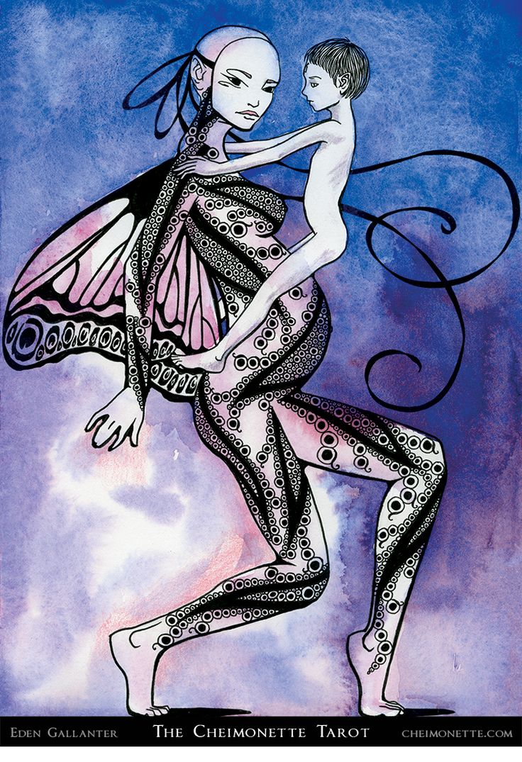 1000+ Images About The Cheimonette Tarot On Pinterest