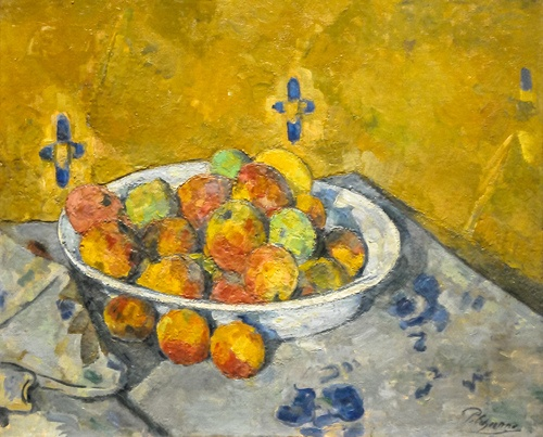 an analysis of still life with a curtain a post impressionistic painting by paul cezanne Groups followers following post to followers courses access courses paul cezanne & still-life the life of paul cezanne show all files about this resource.