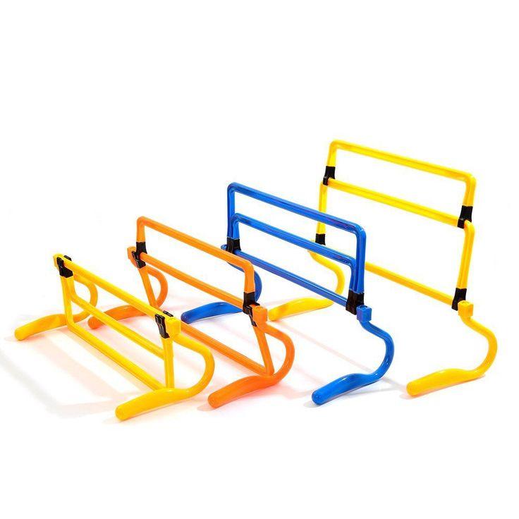 Entrenamiento de Fútbol Eliminable de IPRee Mini Salto de Hurdle #futbolentrenamiento