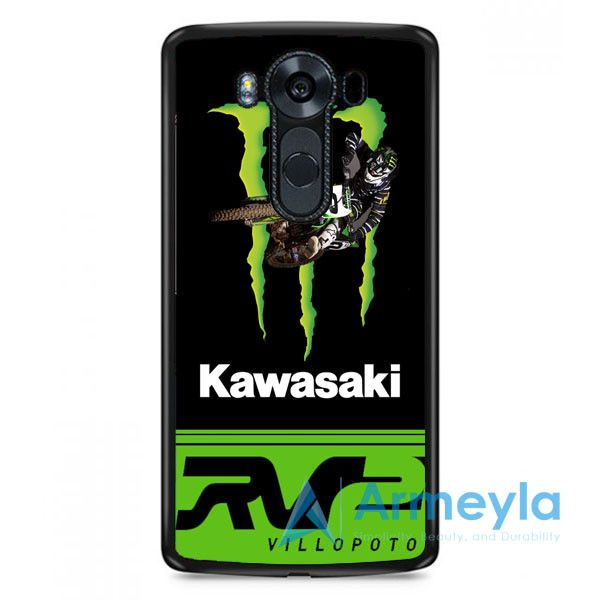 Ryan Villopoto Monster Thor Motocross LG V20 Case | armeyla.com