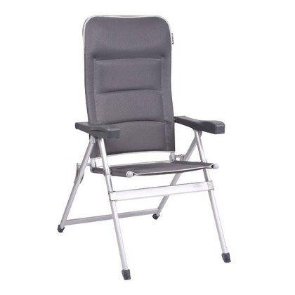 Deze Westfield Smartico padded stoel is extreem comfortabel. De bekleding is namelijk extra gevoerd en de rugleuning kan versteld worden. >> http://www.kampeerwereld.nl/westfield-stoel-smartico-padded/