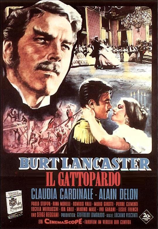 IL GATTOPARDO (1963, Italy).