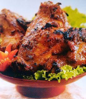 Resep Ayam Bakar Solo at http://farecipes.blogspot.com/2014/01/resep-ayam-bakar-solo.html