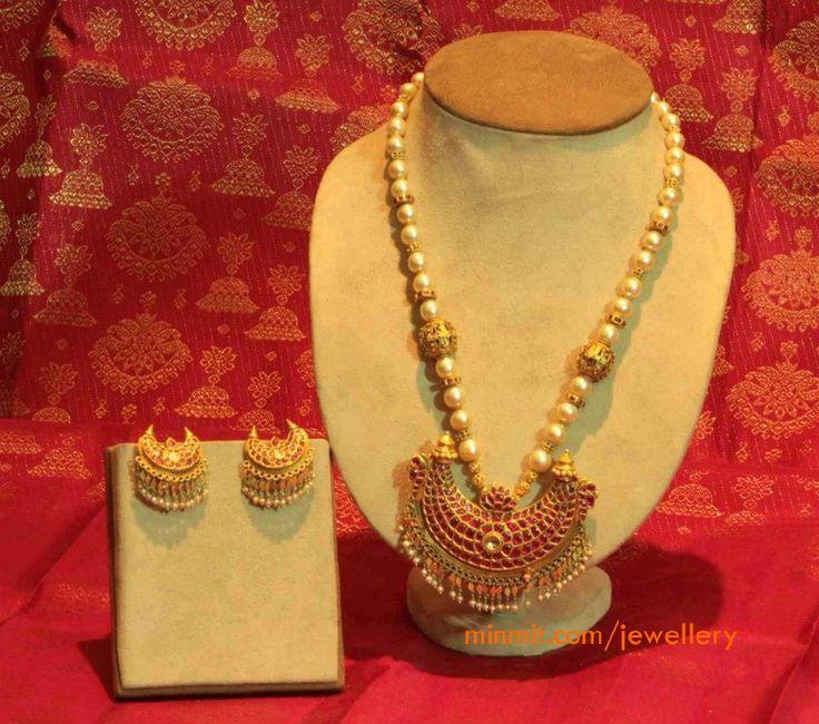 ruby_pendant_earrings_amrapali