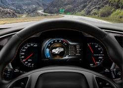 2014 Corvette Reveal - Interior5