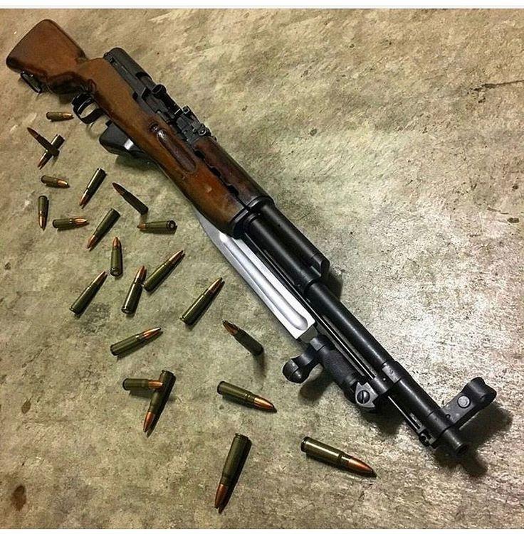 Fusil de precision SKS