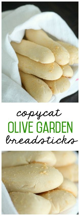 Copycat Olive Garden Breadsticks from FamilyFoodFun.com. These are as close as you can get to the real thing!
