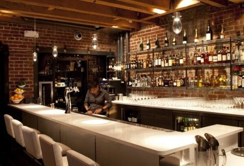 Best images about modern rustic restaurant design on