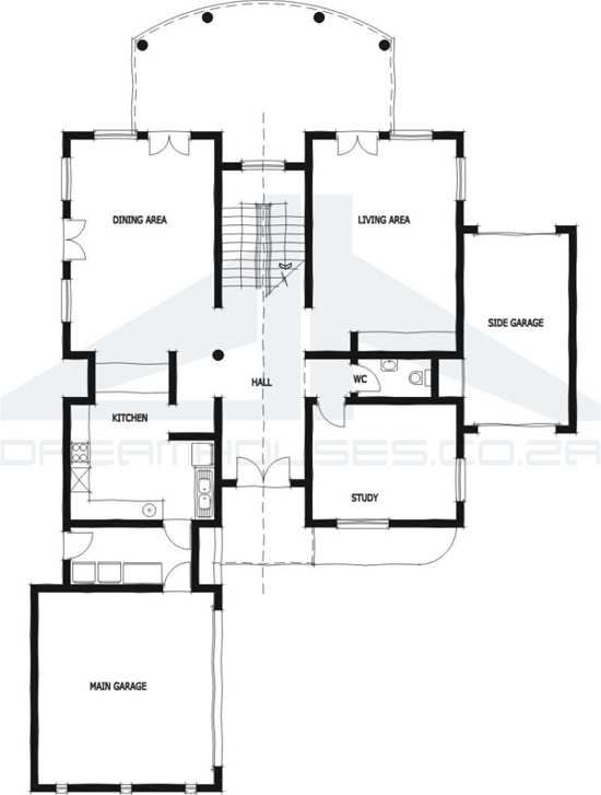 images about Huisplanne on Pinterest   Window wall  House       images about Huisplanne on Pinterest   Window wall  House plans and Good housekeeping