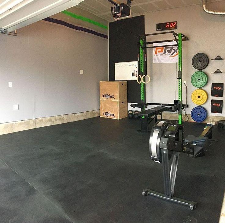 Top 75 Best Garage Gym Ideas: Best 25+ Home Gym Garage Ideas On Pinterest