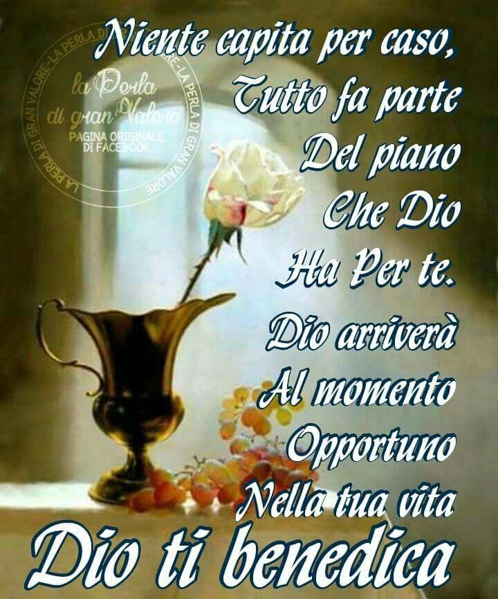 Che DIO benedica tutti, chi ne ha bisogno e chi no, in fondo tutti abbiamo bisogno di LUI!!!