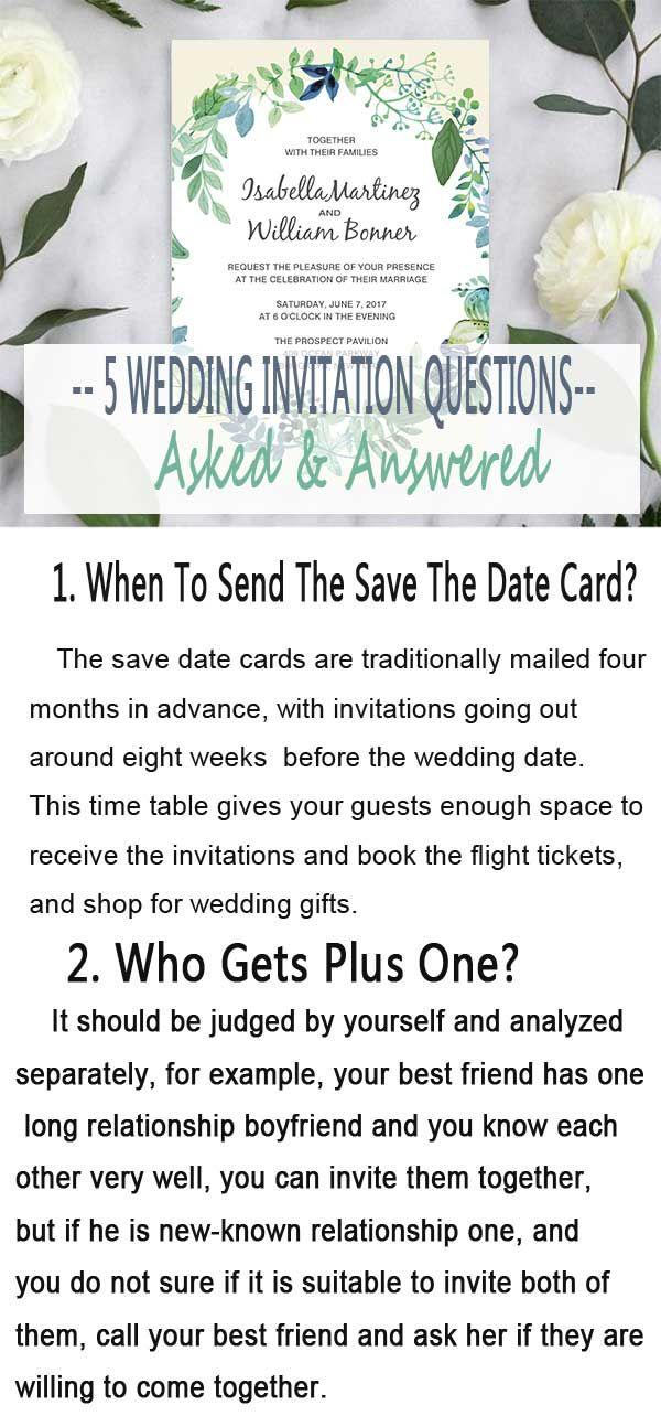 5 WEDDING INVITATION ETIQUETTE QUESTIONS ASKED & ANSWERED - Wedding Invites Paper  cheap wedding invitations/ rustic wedding invitations/ wedding invitation etiquette