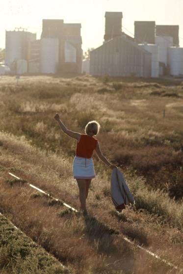 история в фотографиях - Школьная мода Америки (Южная Калифорния). 1969 год.