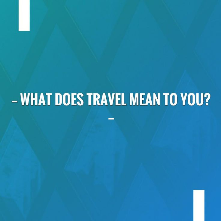 Take a breather and catch up with my blog💥 What Does Travel Mean To You? http://travelnholiday.com/what-does-travel-means-to-you/?utm_campaign=crowdfire&utm_content=crowdfire&utm_medium=social&utm_source=pinterest
