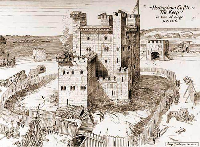 История Англии в Средние века (fb2) | КулЛиб - Классная библиотека! Скачать книги бесплатно