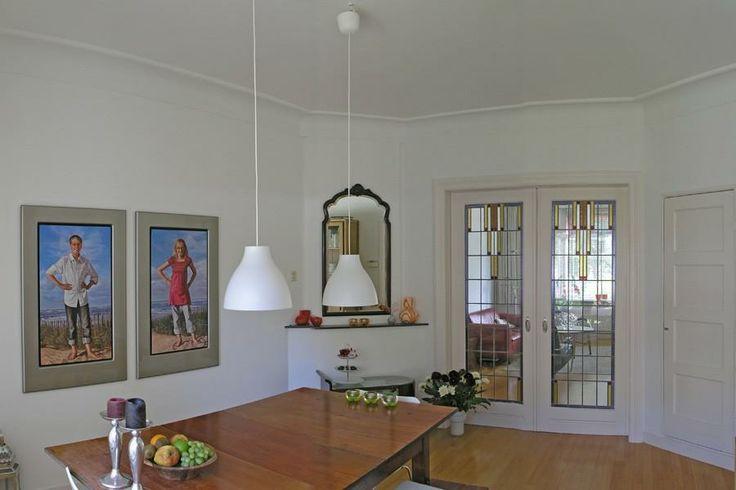 Kamer en suite glas in lood deuren en kast Verkocht: Kinderhuissingel ...