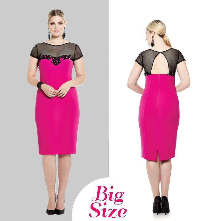 Alchera Big Size elbiseleri ile rahatlık ve şıklık her bedende!   #alcheraherbedende www.alchera.com