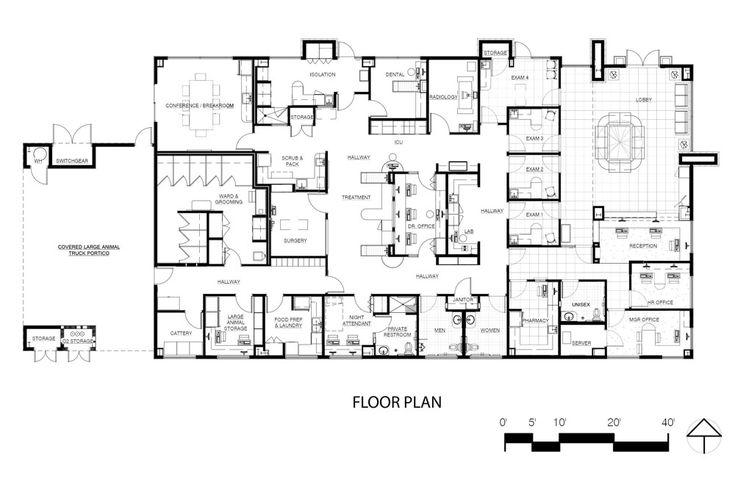 87 best images about Building a Vet Practice Floorplans