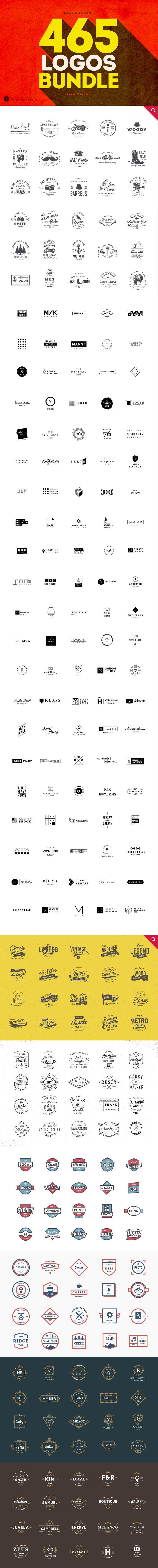 https://creativemarket.com/vuuuds/287274-465-Logos-Bundle