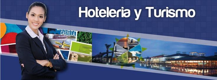 Estudia en Ciandco Hoteleria y Turismo.