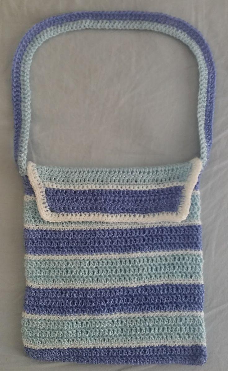 918 besten Crochet Bags Bilder auf Pinterest   Geldbörsen häkeln ...