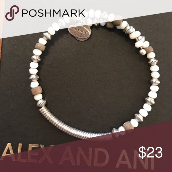Alex and Ani Uncharted Voyage Collection Wrap Alex and Ani uncharted voyage collection beaded wrap Alex & Ani Jewelry Bracelets