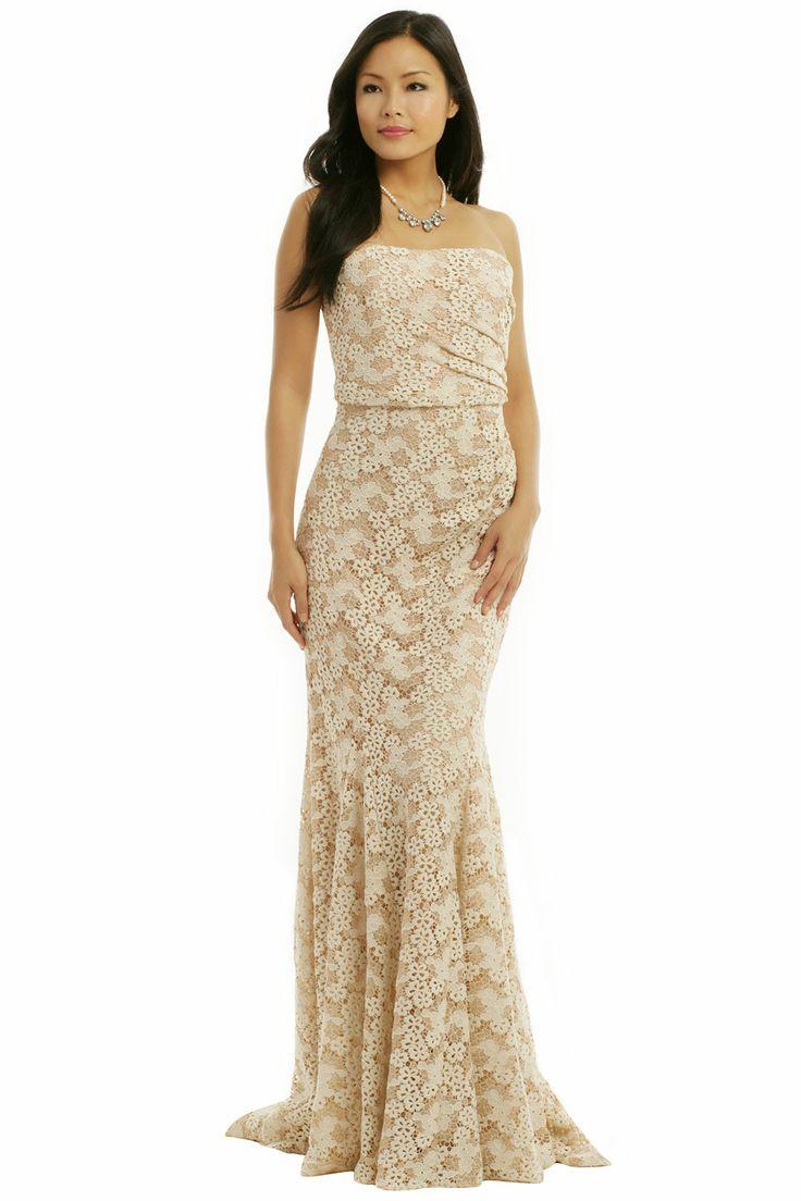 46 best bridesmaid dresses images on pinterest wedding badgley mischka ivory dianthus gown ombrellifo Choice Image