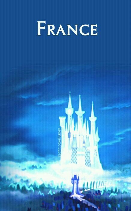 Disney Locations - Cinderella. Actually the Cinderella castle was based off of Neuschwanstein. At least I think so.