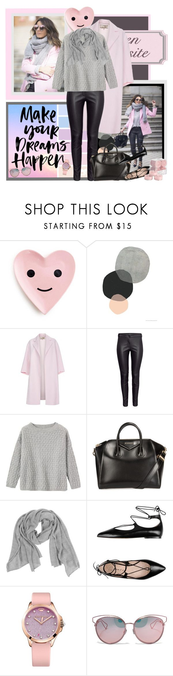 """""""Early Spring) My Love =) 155"""" by rayamokshina ❤ liked on Polyvore featuring Paul Smith, Toast, Givenchy, Samantha Holmes, George J. Love, Juicy Couture, Christian Dior and Pier 1 Imports"""