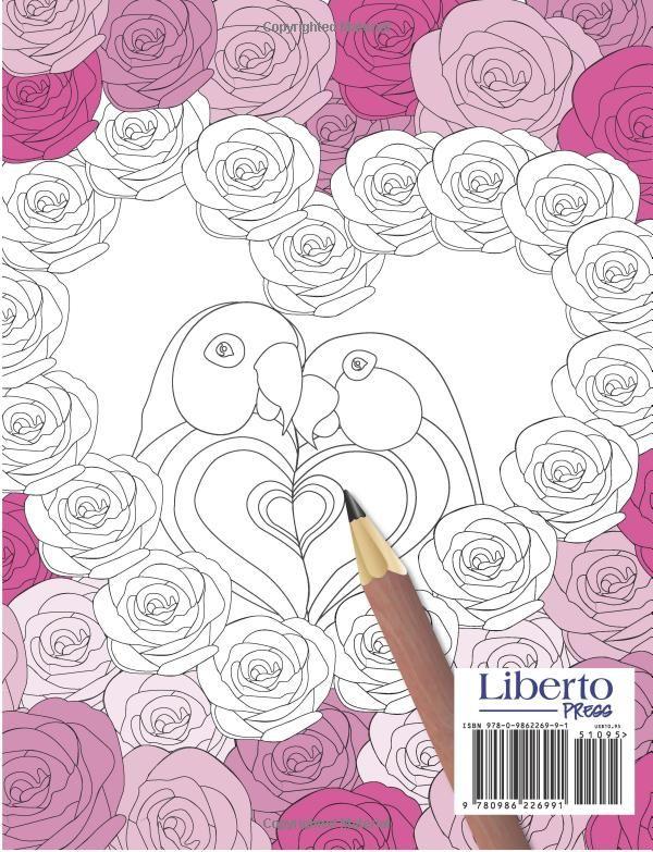 Amazon Com Love Coloring Book Creating More Through Color The Secret To Creating More Through Color Volume 2 9780986226991 Coloring Books Diy Book Books