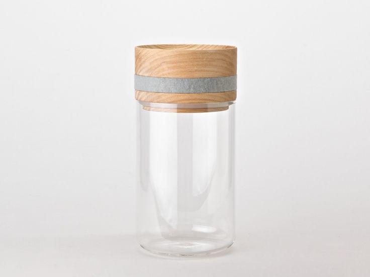 Image of Obtineo Storage Jar (L)