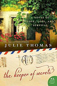 The Keeper of Secrets by Julie Thomas ~ Kittling: Books