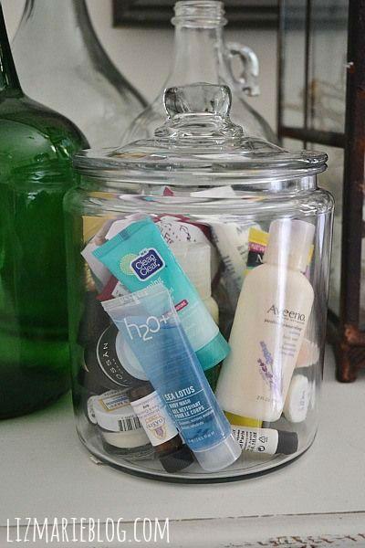 guest room jar