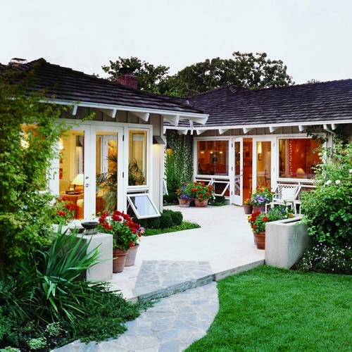 Ranch Home Exterior Ideas: 40 Best Dream Home Ideas Images On Pinterest