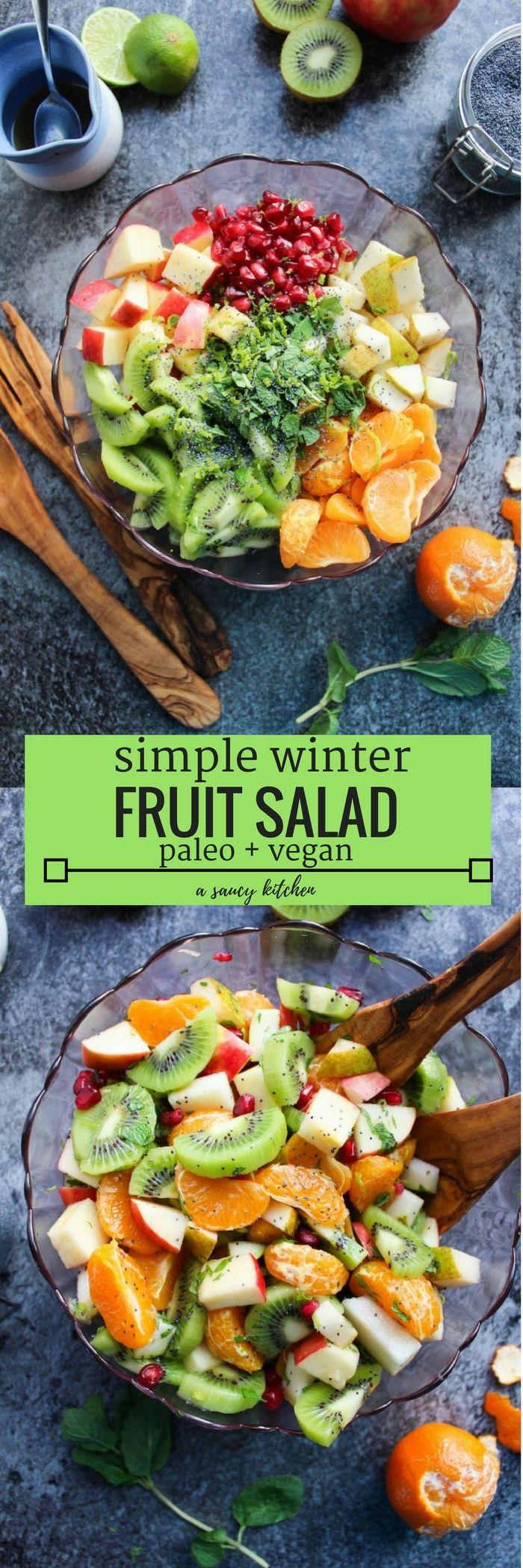 winter fruit salad are pumpkins fruit